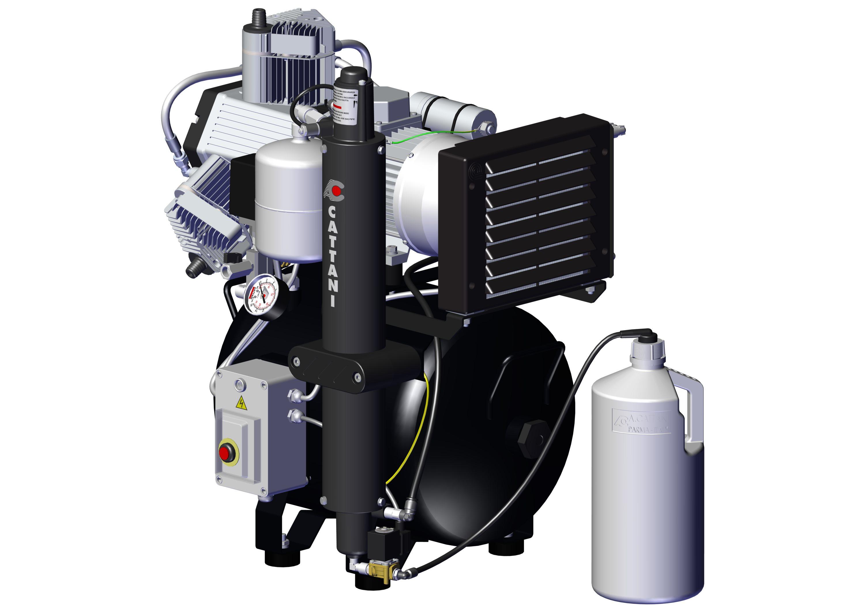 AC300 Compressor 4 - 6 Surgeries