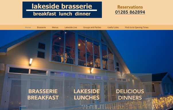 Lakeside Brasserie