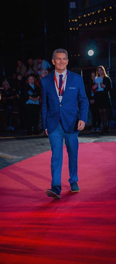 Stuart Urban at the Rostov Film Festival
