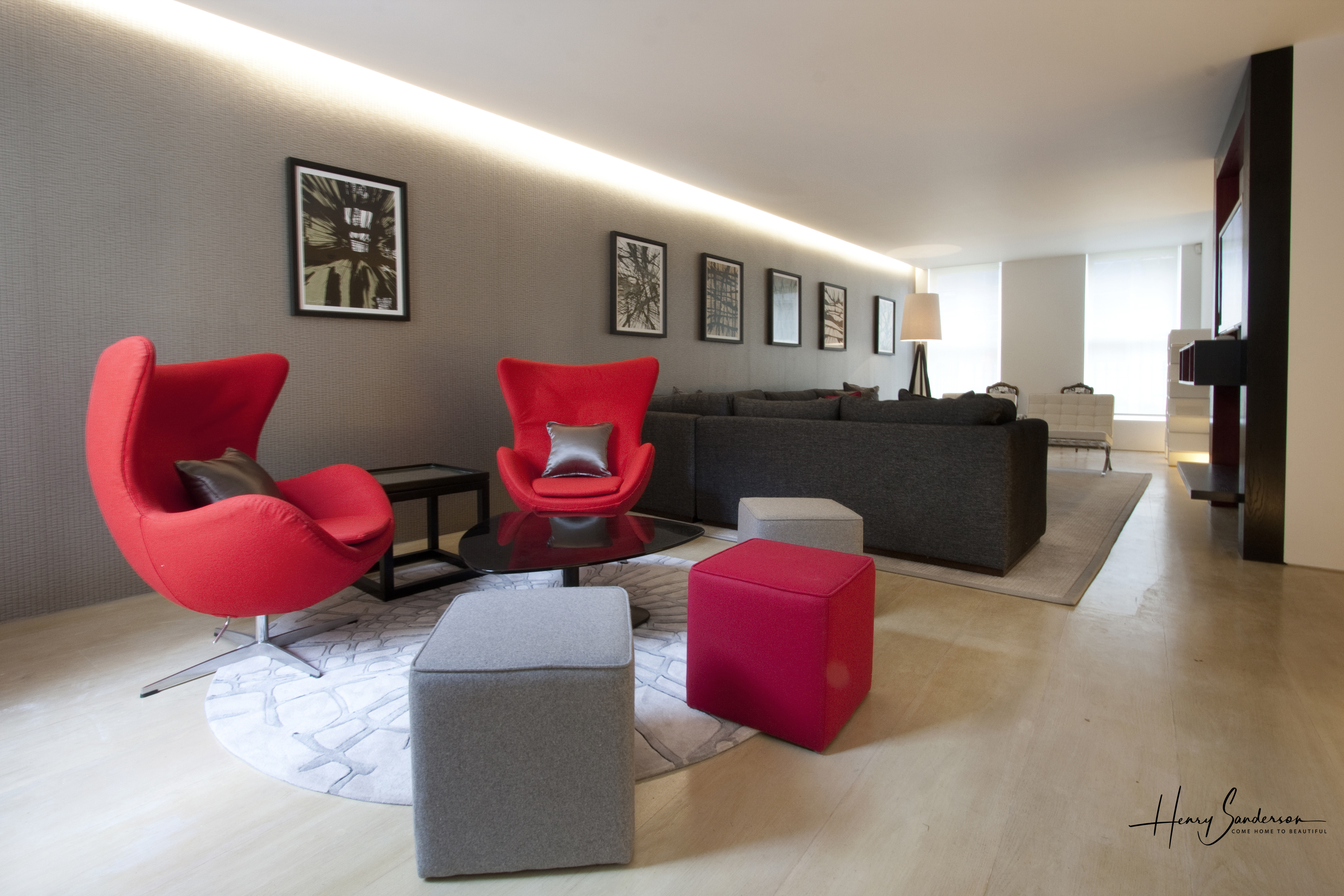 Belgravia Apartment Interior Design