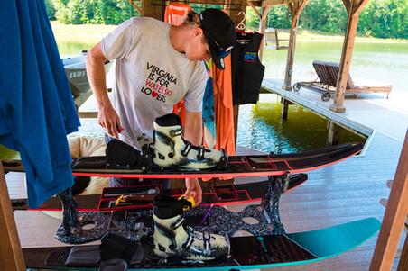 Slalom Waterski Technician