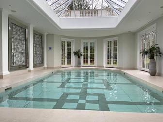 Beautifully designed Swimming pool