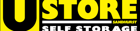 UStore Sandhurst Self Storage Units