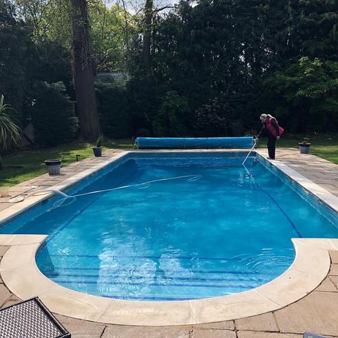 Swimming Pool in Surrey