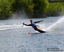 Slalom Waterski near Reading