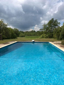 Lovely pool in Surrey