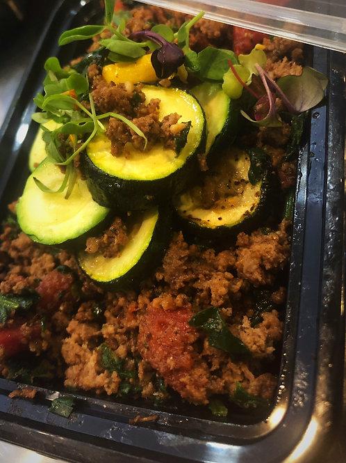 Creole Beef & Veggies