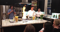 Cooking Demo Girls Night Out
