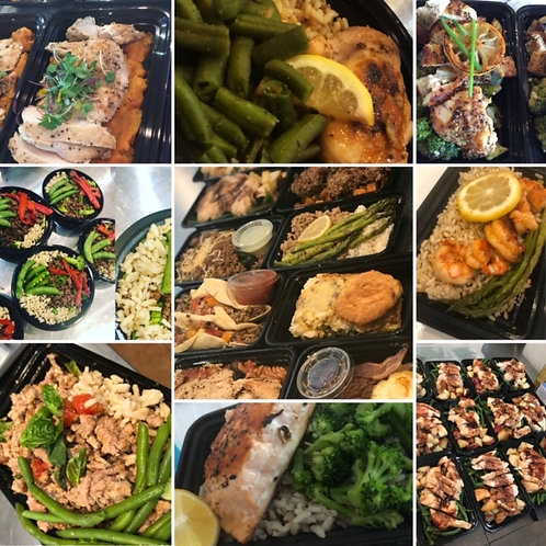 Chef's Choice - Basics 15 Pack Breakfast Lunch/Dinner