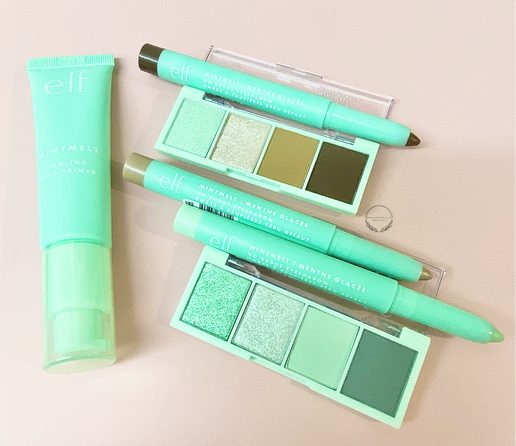 Elf 'Mint Melt Collection' a Honest Review: