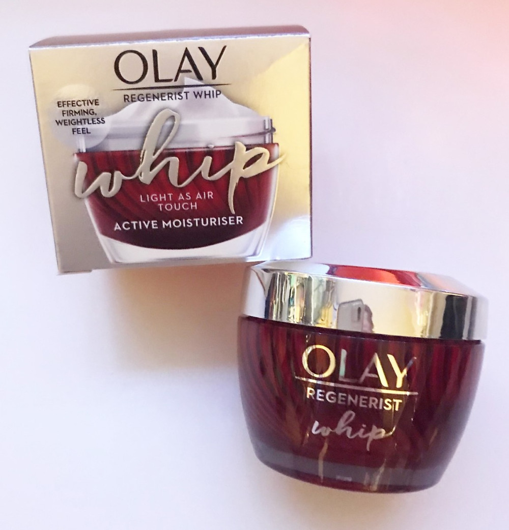 Olay Regenerist Whips review