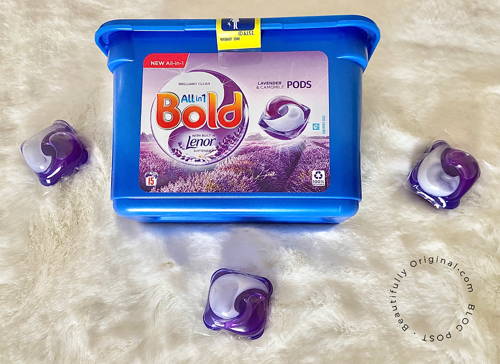 Bold all in 1 PODS lavender and camomile