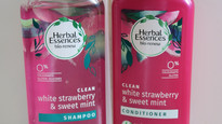 Herbal Essences Bio:renew shampoo and conditioner