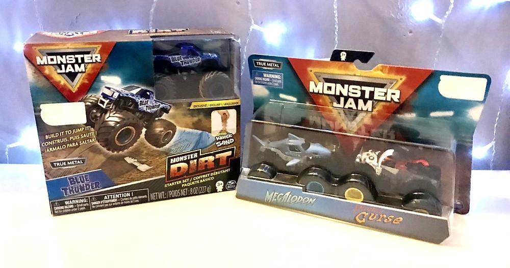 Monster Jam starter set