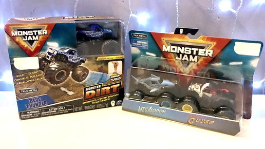 Spinmasters New Monster Jam Toy Review