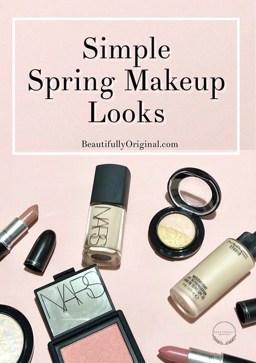 Simple Spring Makeup Looks