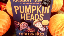 Pumpkin heads - honest book review
