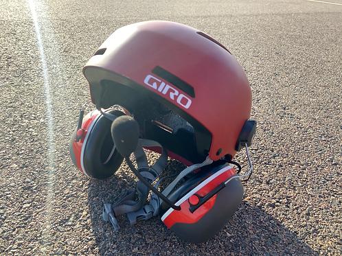 SkyFox Flying Helmet