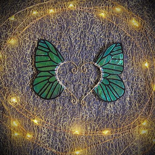Medium Butterfly Earpiece Set