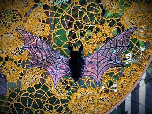 Batwing Hairclip