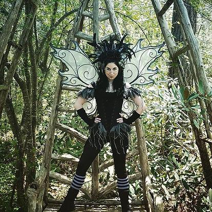 Nightshade the fairy