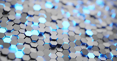 hexagon-pattern-background-modern-techno