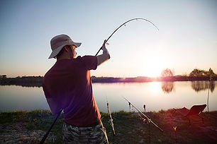 fishing-as-recreation-and-sports-display