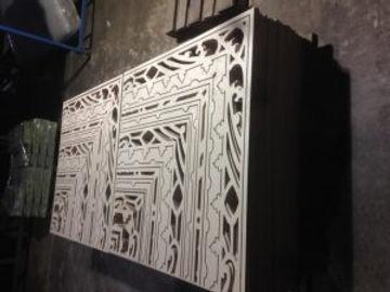 The Burning Temple. Cutting Edge Designs. Northern Ireland