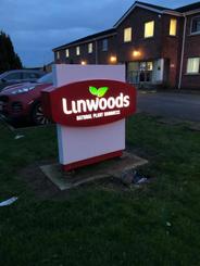Signage Manufacturer. Cutting Edge Designs. Northern Ireland