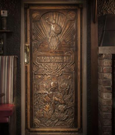 Game of Thrones Doors. Cutting Edge Designs. Northern Ireland