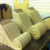 CNC Wood Cutting. Cutting Edge Designs. Northern Ireland