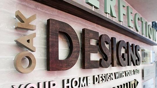 Signage. Cutting Edge Designs. Northern Ireland