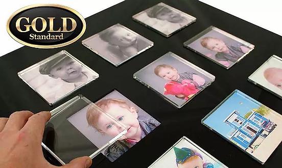 Custom Photo Frame Acrylic. Cutting Edge Designs. Northern Ireland