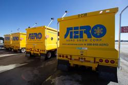 Aero Snow Fleet Graphics