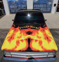 Flame Graphics