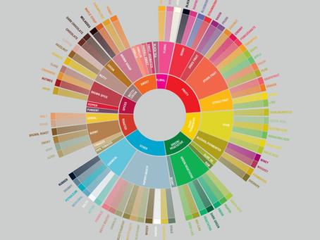 Rượu và Cà phê (II): Tìm hiểu về Coffee Flavour Wheel