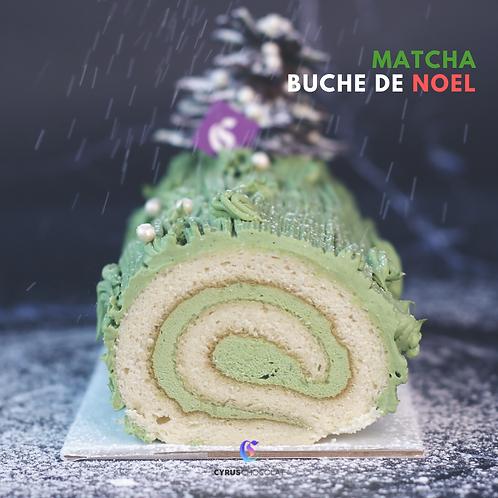 Matcha Buche De Noel