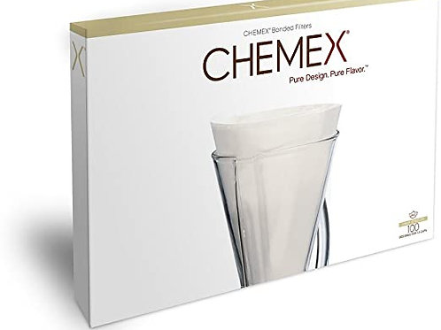 CHEMEX® Bonded Filters: Half Moon (100 pieces)