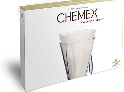CHEMEX® Bonded Filters: Half Moon (100 pieces)