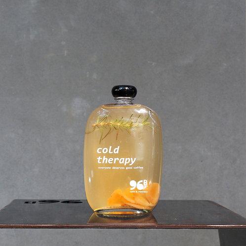 LEMON+GINGER+TEA in a bottle