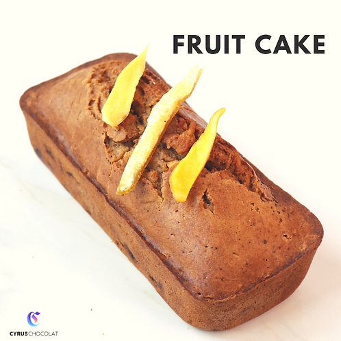 New Year Fruit Cake