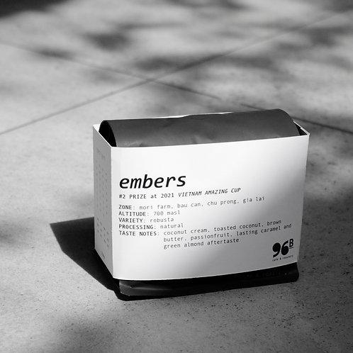 EMBERS / espresso / phin