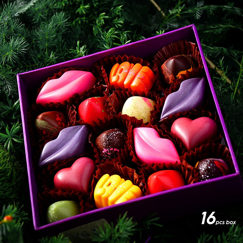Love Edition BonBons | 16 pcs