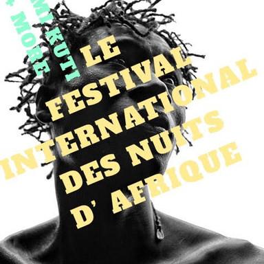 Le Festival International des Nuits d'Afrique