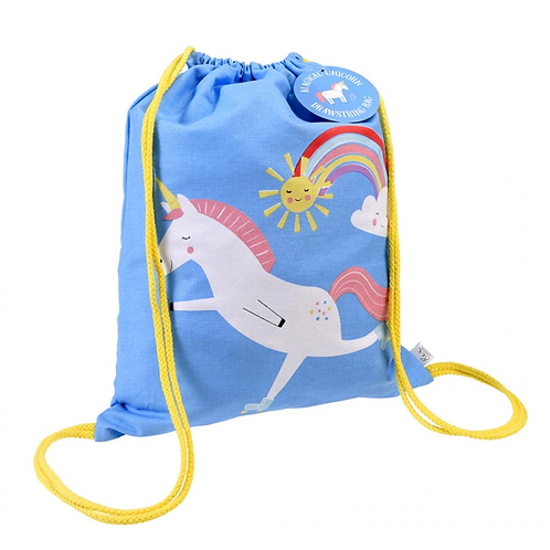 Magical Unicorn Drawstring Bag
