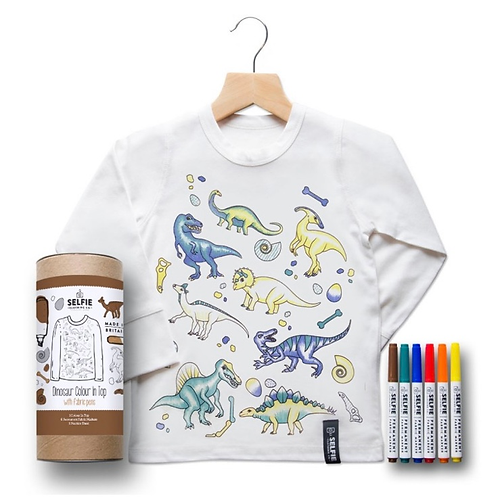 Dinosaur Colour In Top
