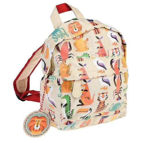 Colourful Creature Mini Back Pack