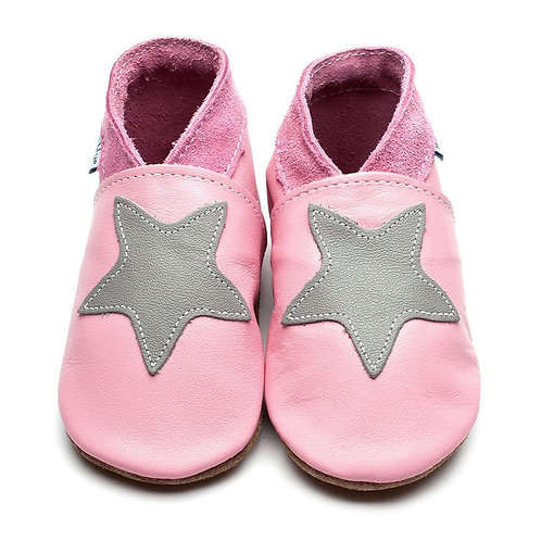 Starry Baby Pink & Grey