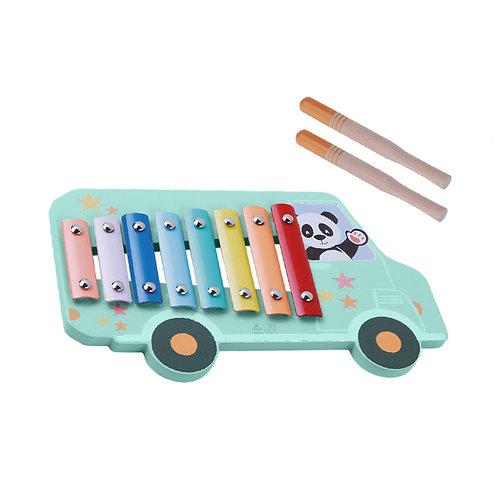 Xylophone Happy Bus