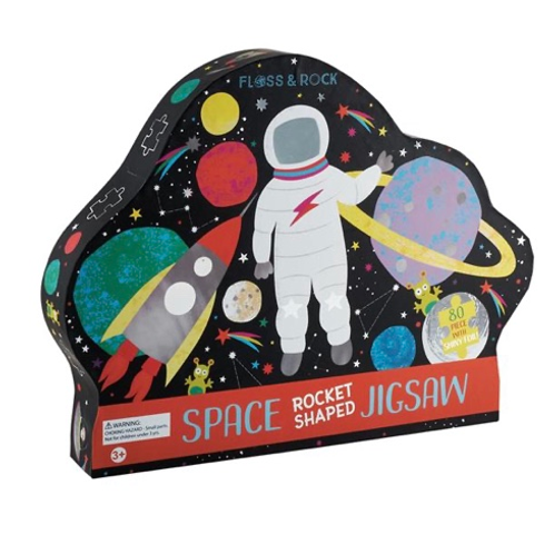 80 piece space jigsaw